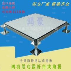 供应全钢防静电活动地板600*600*30MM