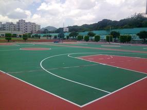 北京 篮球场施工单位天津篮球场建设