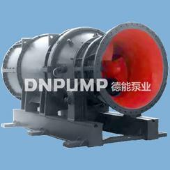 QGL型潜水贯流泵_河道取水专用泵
