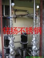 承插焊式薄壁不锈钢管--不锈钢水管