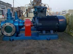 圆弧齿轮泵