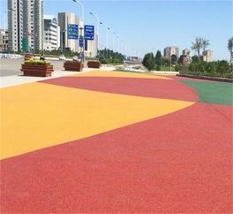 安徽透水混凝土厂家,生态压花地坪