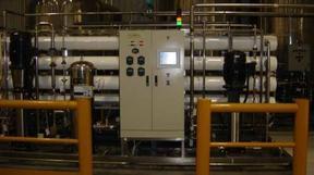 15吨二级反渗透纯水系统
