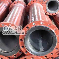 新疆地区钢塑复合输油管道