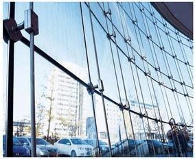 点支撑式玻璃幕墙厂家加工安装