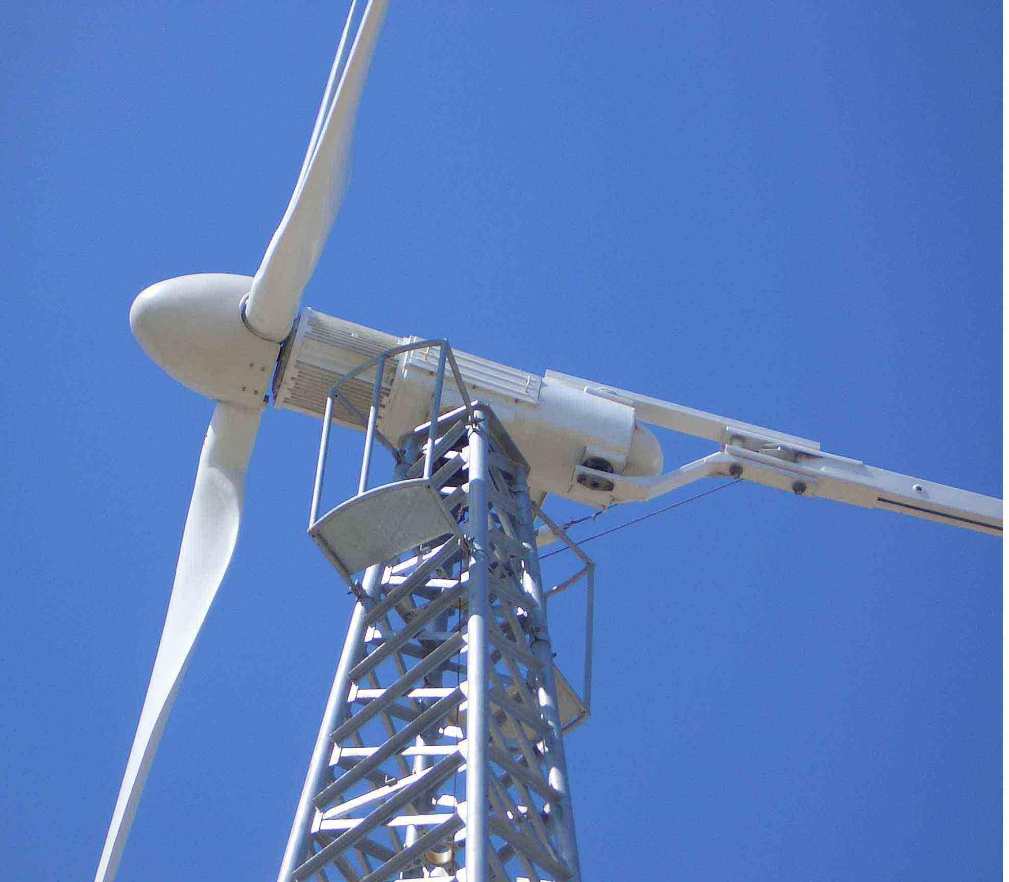风力发电机3000a 风力发电机价格 风力发电机厂家 湖南风高清图片
