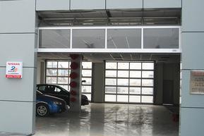 上海4S店透视滑升门安装及维修