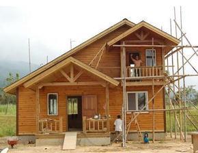 济南木屋木结构房屋