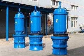 潜水轴流泵天津厂家让利