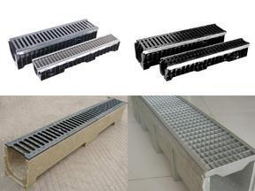 沟槽式线性成品排水沟