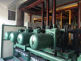 冷库 制冷设备  压缩机  上海苏世专业安装设计