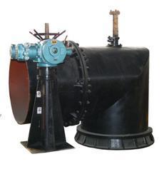 MD941X矿用防爆型电动蝶阀