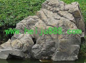 《grc假山塑石设计制作》