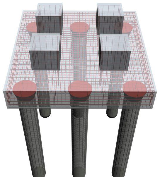 铁塔钢管窄基塔基础设计软件国内领先
