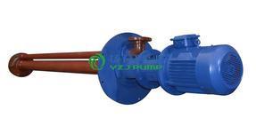 化工泵:WSY、FSY型防爆玻璃钢液下泵