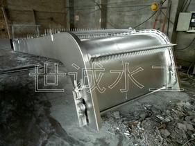 泵站回转式格栅清污机不锈钢格栅清污机
