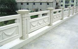 铸造石,铸造石护栏,铸造石栏杆,桥梁栏杆