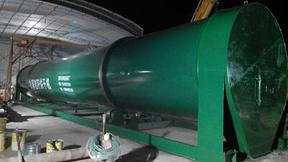HDP系列牧草秸杆干燥机