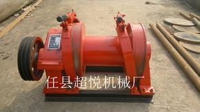 柴油机电动洛阳铲(卷扬机式)