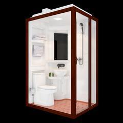 那波利整体时尚酒店专用卫浴