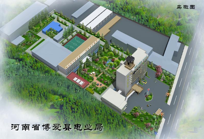 景观设计分为:园林景观设计,城市绿地规划,公园景观规划,厂区规划