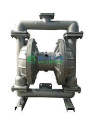 隔膜泵:QBY型铸铁气动隔膜泵,衬氟气动隔膜泵,铝合金隔膜泵