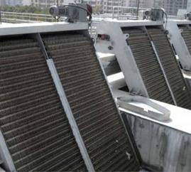 污水处理设备回转式清污机厂家
