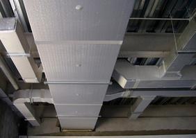 PIR夹芯型风管板材