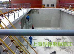 创遂工业水池内壁防腐专用聚脲 防腐防水
