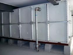 SMC玻璃钢水箱-北京麒麟公司