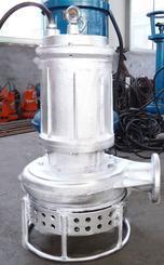 耐磨合金潜水式泥浆泵