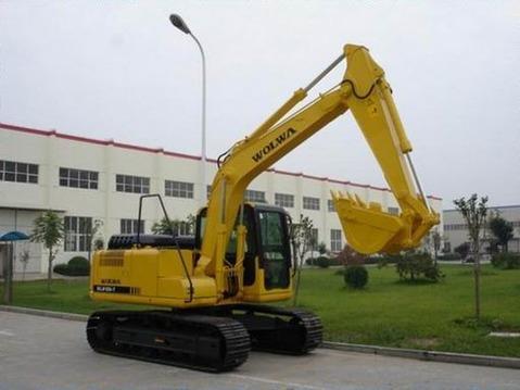 沃尔华厂家直销DLS130-9 13吨履带式液压挖掘机