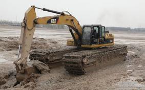 水陆挖掘机