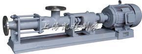 供应G型单螺杆泵--G型单螺杆泵的销售