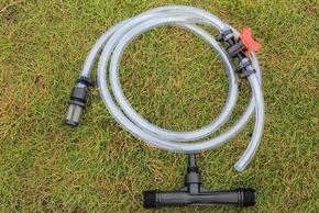 1.5寸 50 文丘里注肥器管 吸肥器 施肥器 滴灌 大棚温室 灌溉