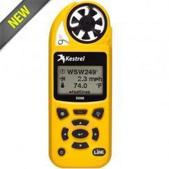 完美轻巧的Kestrel5500气象仪