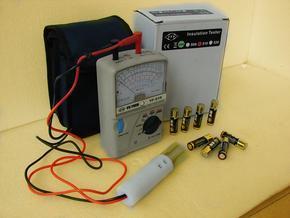 原装泰玛斯YF510油漆电阻测试仪表