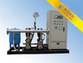 四川博海供水 新型恒压变频供水设备