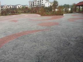 真石丽彩色艺术地坪上海