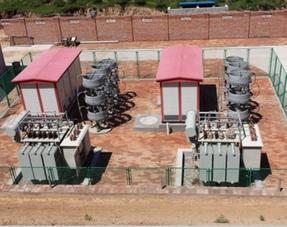 10kV/1Mvar5%电抗率框架式并联电容器成套装置