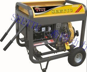 5KW柴油发电机希图动力