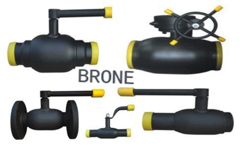 供热管道钢制全焊接球阀