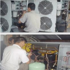 七分安装,三分质量,福州空调安装,福州安装空调