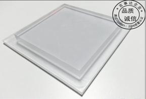 机械设备透明PC板防护罩
