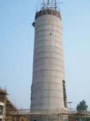 北京新建砖烟囱水泥烟囱移模
