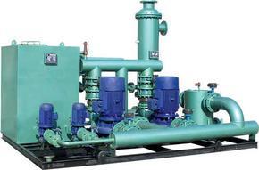 MEQ模块式换热机组~张夏供水换热