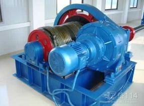 QPQ型卷扬启闭机(液压制动式)