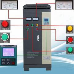 罗卡牌380V潜水泵37KW中文液晶屏显示软启动柜