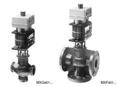 蒸汽电磁调节阀MXG461.50-30