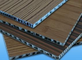 异型铝蜂窝板 造型铝蜂窝吊顶 弧形铝蜂窝